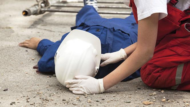 Accident de munca: Ajutoare de urgenta in valoare de 40.000 lei pentru 3 familii aflate in situatii deosebite ca urmare a unor accidente