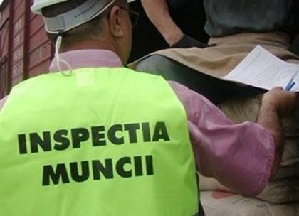 Inspectia Muncii a realizat 2.502 de controale si a aplicat amenzi de 125.000 de euro