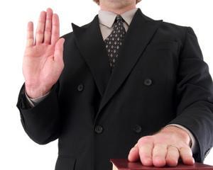 Depunerea juramantului pentru consilierii locali si consilierii judeteni