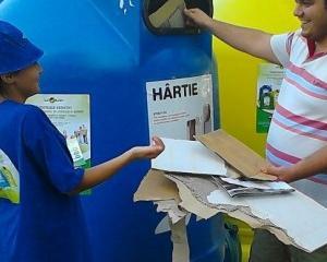 S-a reluat colectarea deseurilor menajere din Orsova