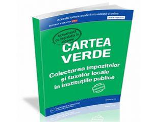 Colectarea impozitelor si taxelor locale in institutiile publice in 2015