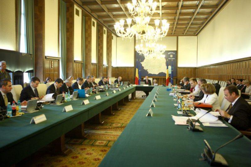 A fost adoptat de catre Guvern bugetul Romaniei pentru 2017