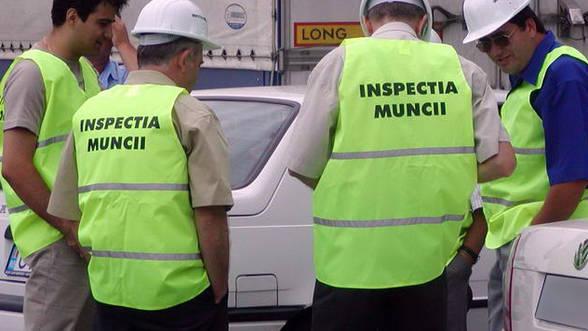 Amenzi in valoare totala de peste 322.000 de euro, aplicate de Inspectia Muncii