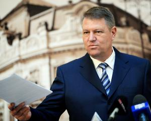 Klaus Iohannis: