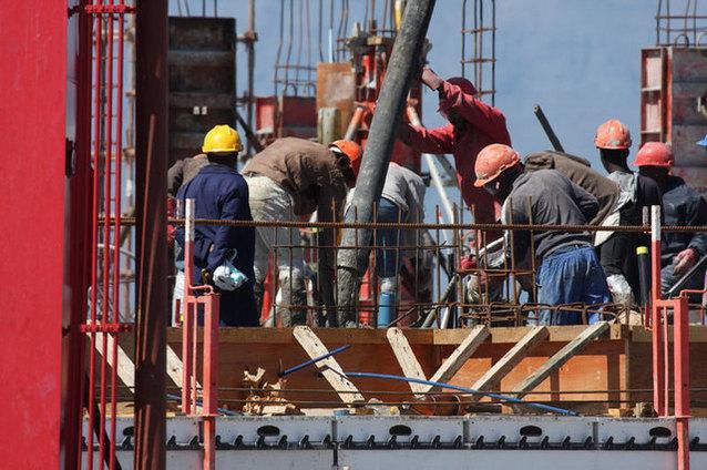 Volumul lucrarilor de constructii a crescut in primele sapte luni din 2019