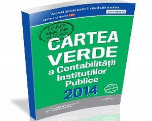 Modificari importante in contabilitatea institutiilor publice 2014!