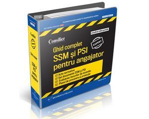 Ghid complet SSM si PSI pentru angajatori