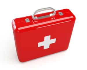 Trusa sanitara este obligatorie in orice institutie: ce trebuie sa contina si ce amenzi riscati