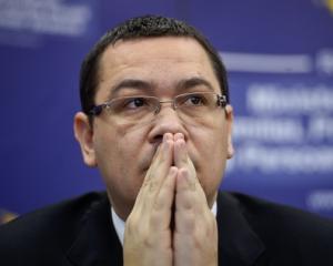 DNA incepe urmarirea penala a premierului Victor Ponta si ii pune sechestru pe bunuri