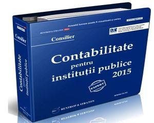 Ghid complet pentru profesionisti. Contabilitatea Institutiilor Publice in 2015?