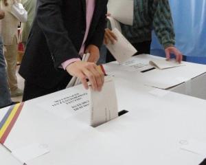 Alegeri prezidentiale 2014: rezultatele pe judete, pentru primii 3 candidati clasati