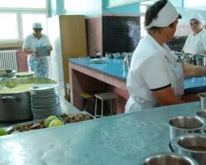 Alocatia de hrana pentru angajatii Primariei