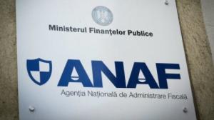 ANAF a demarat din 1 iulie actiunea