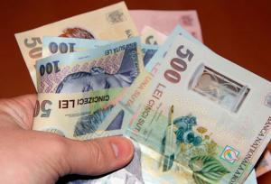 Salariul mediu net a urcat la 2.342 lei, in martie. Crestere de 4,7%