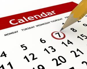 Calendarul declaratiilor fiscale din luna aprilie 2014