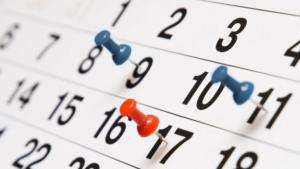 Zile libere 2016: bugetarii vor avea un weekend prelungit