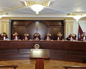 Curtea Constitutionala: S-au schimbat doar structura si compozitia politica a Guvernului, nu programul de guvernare