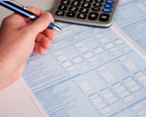 Lista declaratiilor fiscale cu termen pana la 25 martie