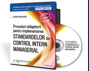 Ordinul 946/2005 a fost abrogat. Controlul Intern Managerial are acum reguli noi