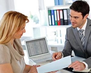 Model fisa de evaluare pentru Sef birou