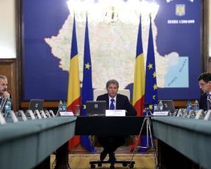 Parlamentul poate lua decizia organizarii alegerilor locale in doua tururi