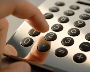 Modificari privind indicele de consum: in atentia platitorilor de impozit pe profit