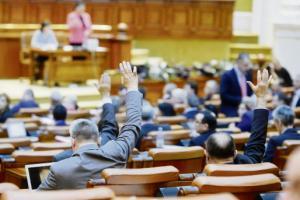 Blocarea adoptarii primei rectificari bugetare afecteaza negativ economia si drepturi fundamentale ale romanilor
