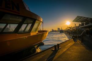 Ajutor de stat: CE aproba suma de 27.4 milioane de euro pentru platforma multimodala din portul Galati