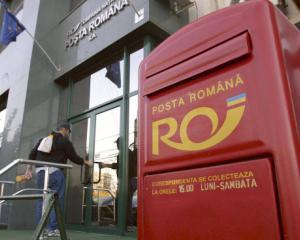 Toti angajatii Postei Romane au renuntat la salariile compensatorii