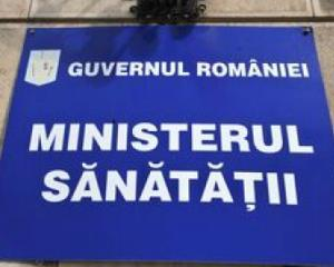 Ministerul Sanatatii scoate la concurs 33 de posturi pentru consilieri, referenti si inspectori