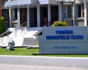 Palatul din Primaria Tecuci si surpriza de la alegeri