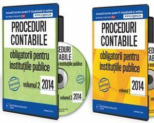 Proceduri Contabile corecte si actualizate conform noilor reglementari contabile 2014