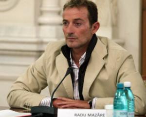 Radu Mazare a fost suspendat din functia de primar al Constantei