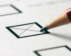 Referendumurile locale vor putea fi organizate simultan cu alegerile locale
