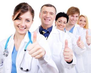 Sporuri de 200 la suta pentru medicii din mediul rural