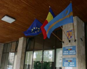 Un primar a fost amendat pentru ca a arborat putine steaguri de 1 Decembrie