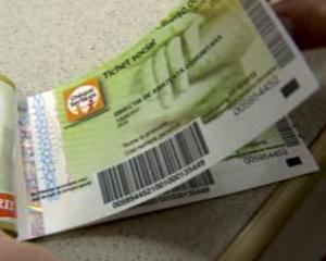 Tichete cadou de Craciun pentru pensionarii cu venituri mici
