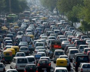 Primarul Capitalei cere solutii pentru sistemul de management al traficului