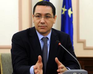 Victor Ponta amana majorarea indemnizatiilor pentru demnitari