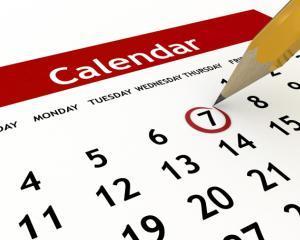 Inca o zi libera pentru romani: Calendar zile libere 2015