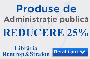 Produse de Administratie publica - REDUCERE 25%